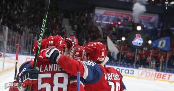 «Локомотив» второй раз всухую обыграл ЦСКА и сравнял счет в серии - фото