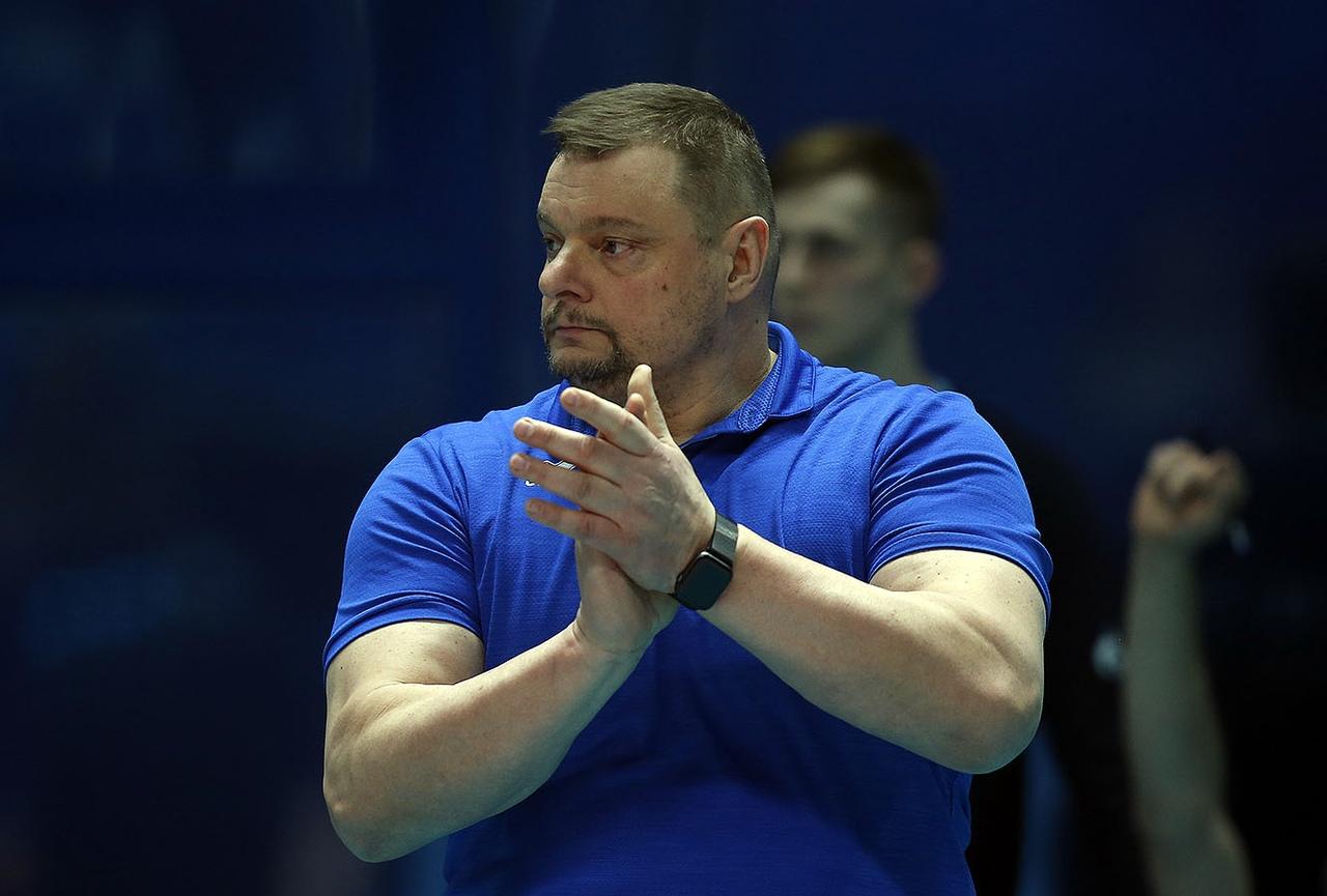 Алекно провел последний матч в качестве главного тренера казанского «Зенита» - фото