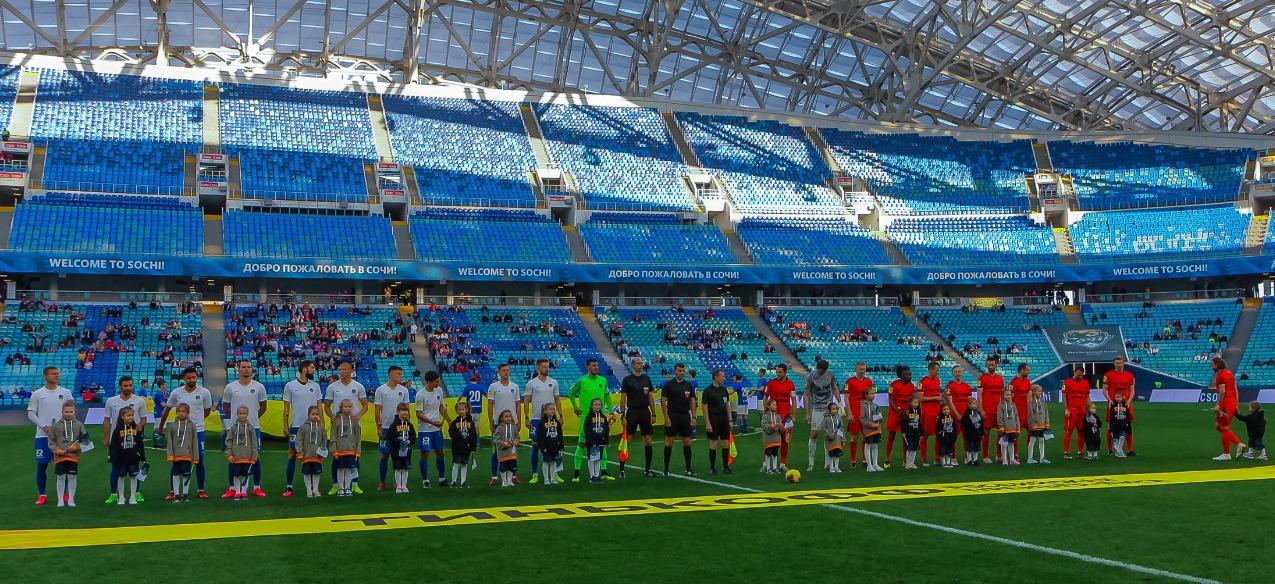 «Сочи» имеет смысл вернуться в Петербург и возродить «Динамо» - фото