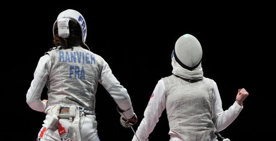 Рапиристка Мартьянова рассказала о травме, полученной в финале Олимпиады-2020 - фото
