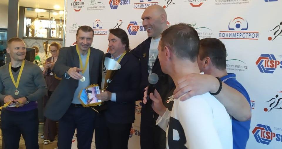 Ветераны «Зенита» выиграли Кубок по футгольфу «Санкт-Петербург-2021» - фото
