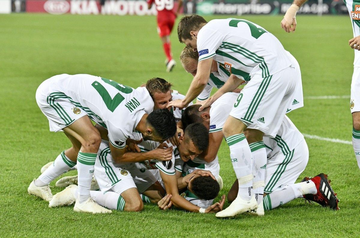 «Спартак» проиграл в Вене - фото