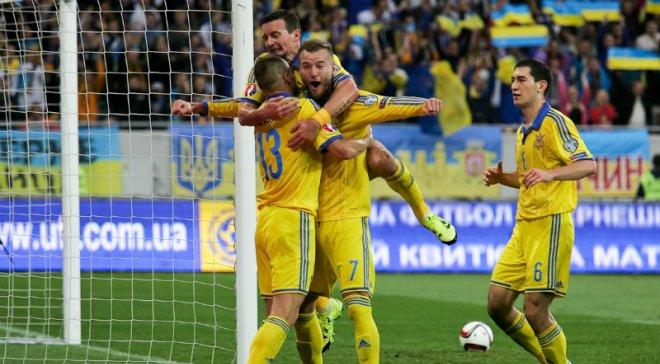 Украина победила Румынию в товарищеском матче - фото