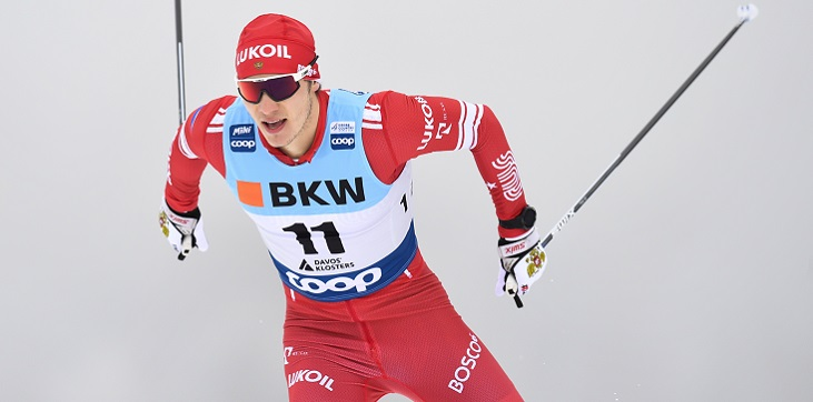 Глеб Ретивых прокомментировал свое четвертое место в спринте на «Тур де Ски» - фото