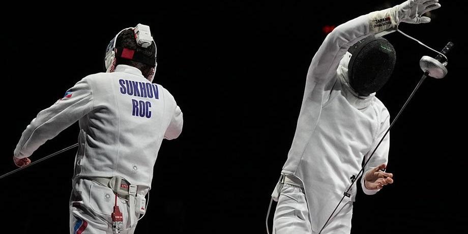 Российские шпажисты завоевали первую медаль на Олимпиаде-2020 - фото