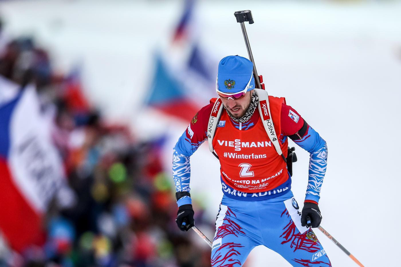 Логинов выиграл первое личное золото. Борец против допинга его не догнал - фото