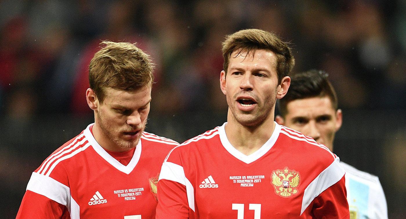 На матче Россия - Испания будут работать сразу три комментатора «Матч ТВ»: Генич, Арустамян и Казанский - фото