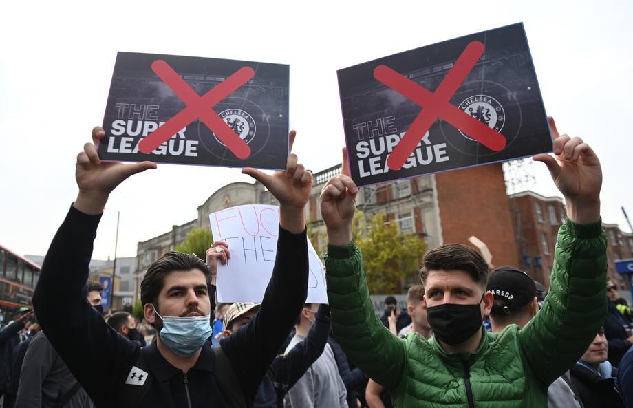 Суперлига подала жалобу на УЕФА и ФИФА в суд Европейского союза - фото