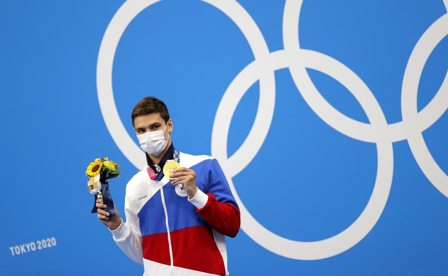Сборная России завоевала золотую медаль в плавании впервые за 25 лет  - фото