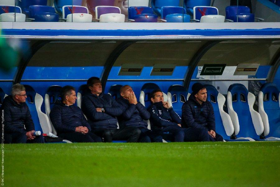 «Нижний Новгород» проиграл четыре из шести последних матчей в РПЛ - фото