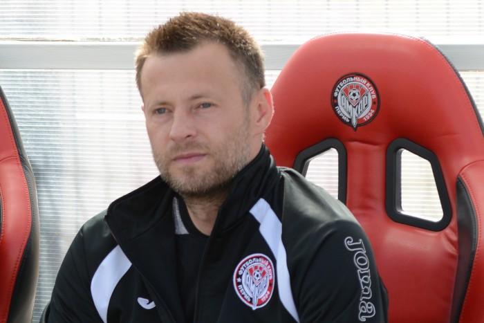 Тренер «Амкара» Андрей Каряка: Игроки сами решают, с кем выяснять отношения - фото