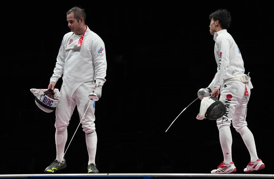 Российский шпажист Сергей Бида рассказал о причинах поражения в финале Олимпиады-2020 - фото