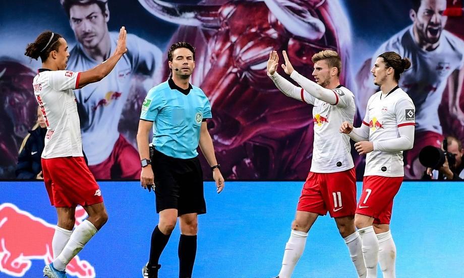«РБ Лейпциг» забил 14 голов за два матча. К чему готовиться «Зениту»? - фото