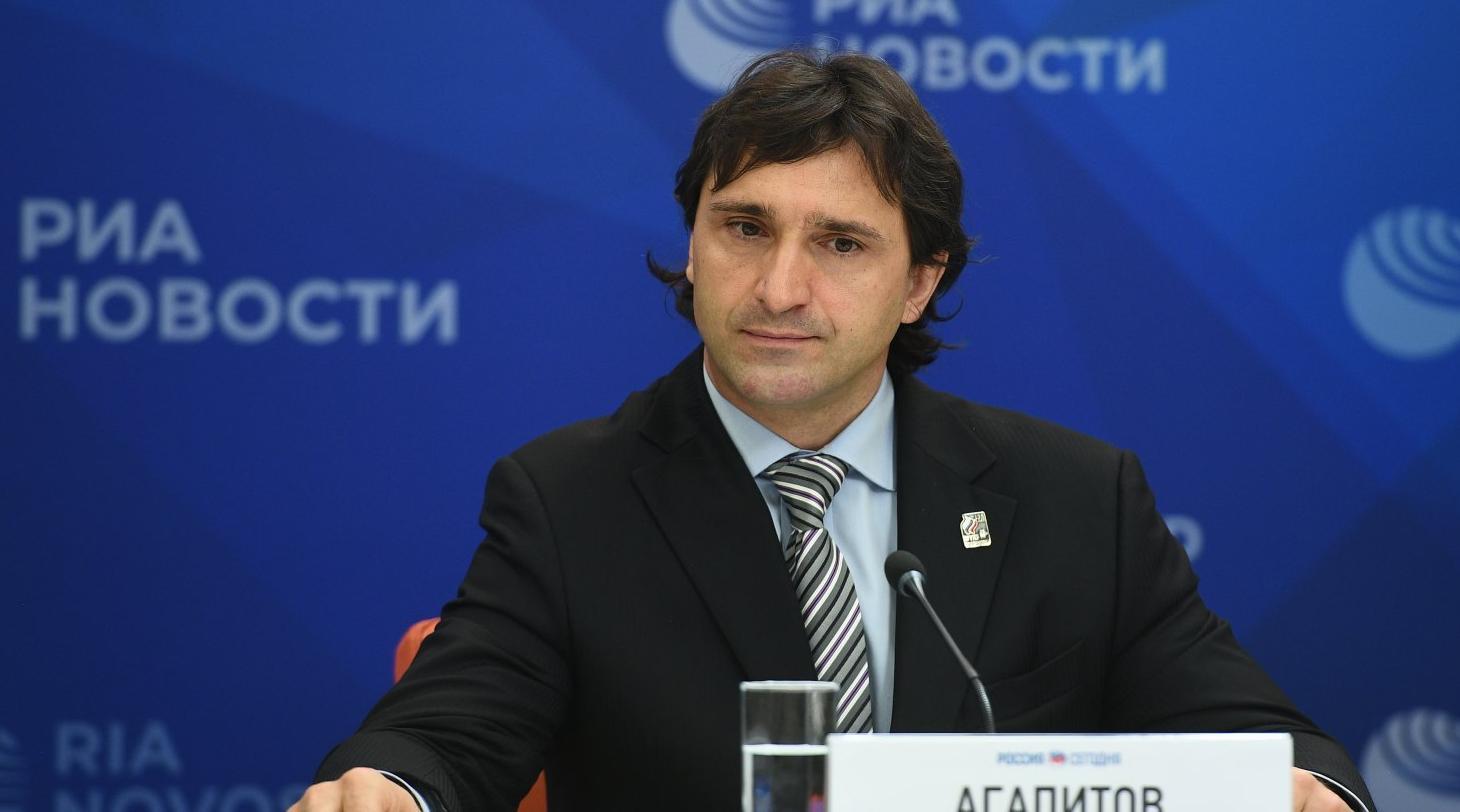 Агапитов – о возвращении олимпийской аккредитации: Сегодня победила справедливость - фото