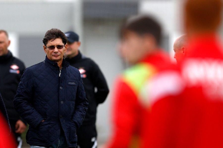 Представителя «Матч ТВ» не пригласили на встречу с Леонидом Федуном - фото