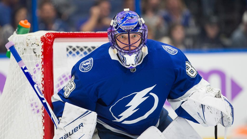 Варламов назвал лучшего голкипера НХЛ - фото