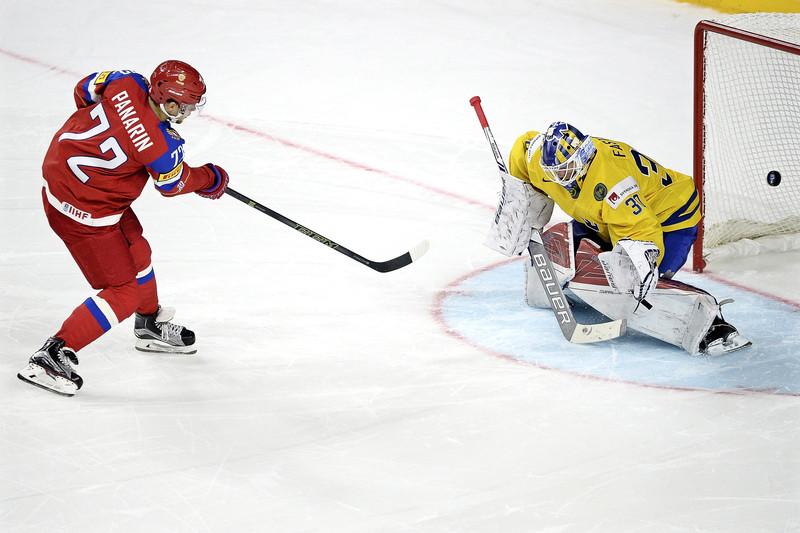 Алексей Жамнов рассказал, планирует ли он вызвать в сборную Панарина