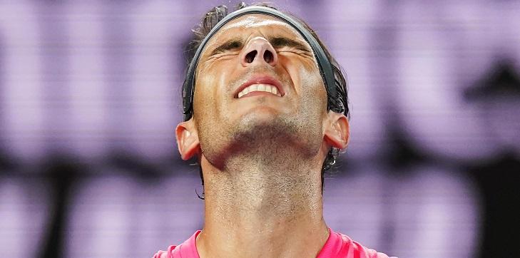 Рафаэль Надаль проиграл Доминику Тиму в четвертьфинале Australian Open - фото
