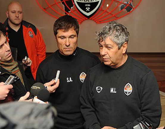 Экс-тренер «Шахтера» Александр Спиридон: Луческу в «Зените»? У всех нас есть предложения - фото