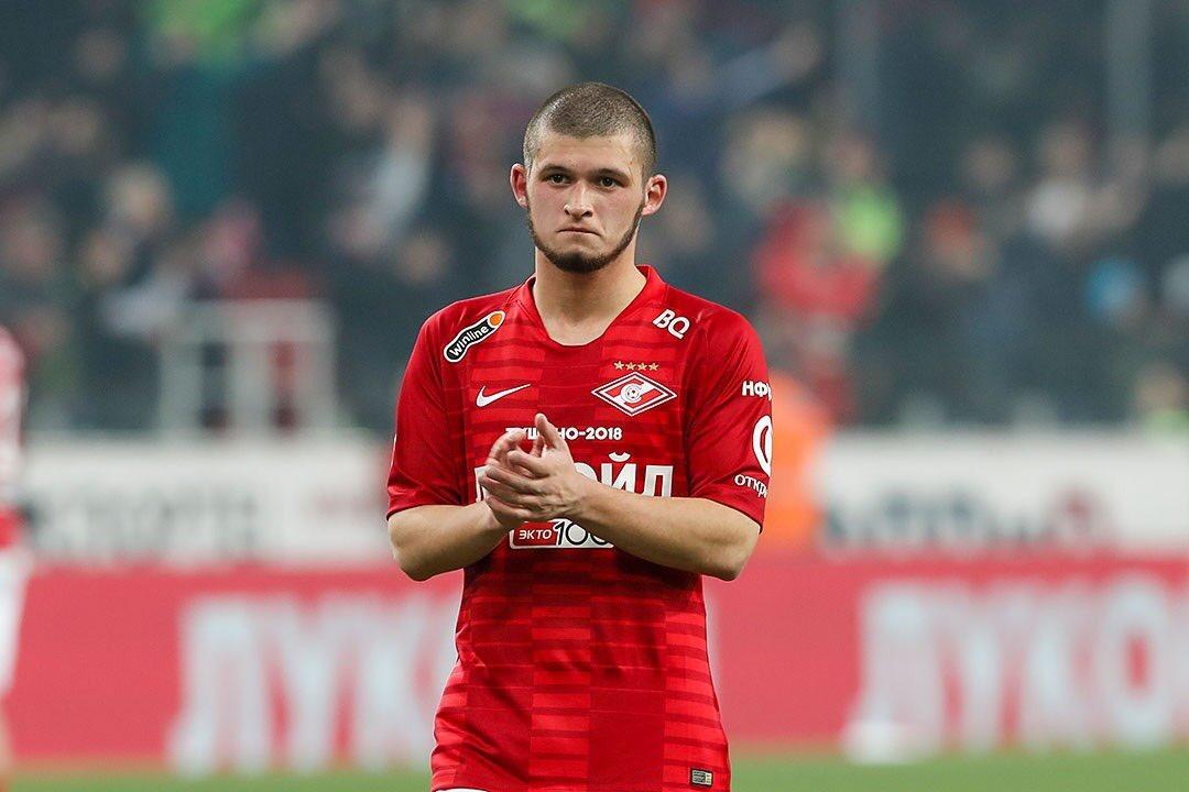 Гулиев не вернется в «Спартак» в ближайшее время - фото