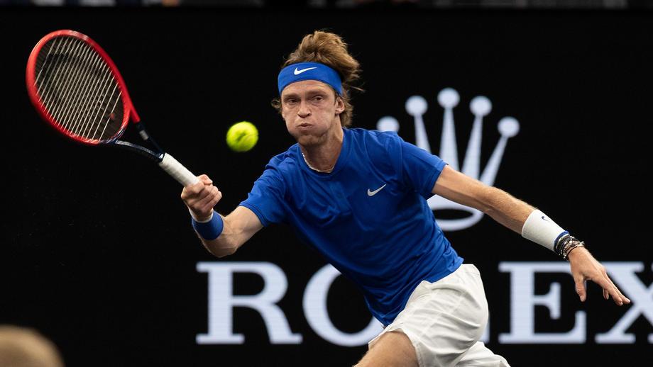 Рублев сообщил, что сделает прививку от коронавируса для участия в Australian Open - фото