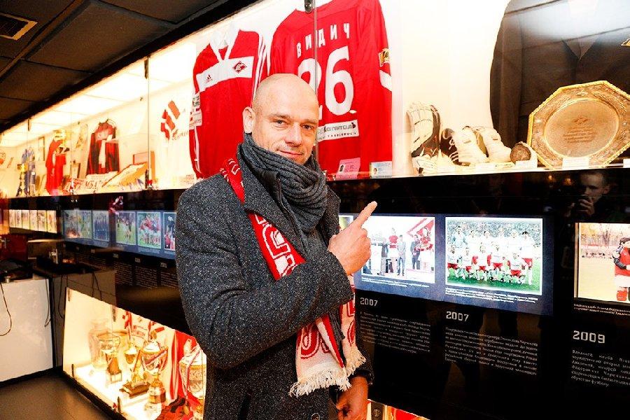 Ковалевски заявил, что готов принять вызов и вернуться в «Спартак» - фото