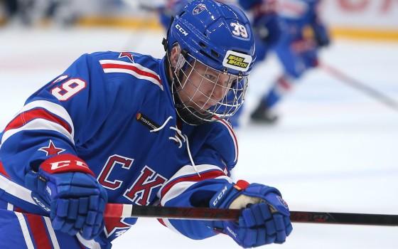 16-летний Мичков помог СКА одержать первую победу в сезоне - фото