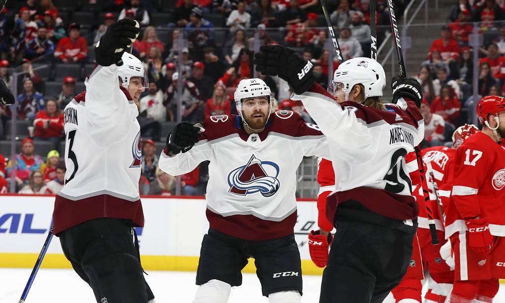 В НХЛ новый обрусевший суперклуб. Там играет второй Павел Дацюк - фото