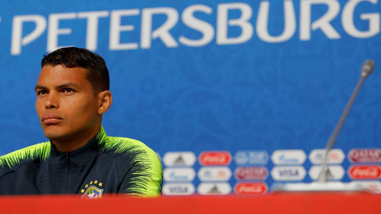 Капитан сборной Бразилии Тиаго Силва: Я сказал Неймару: «Плачь дальше!» - фото