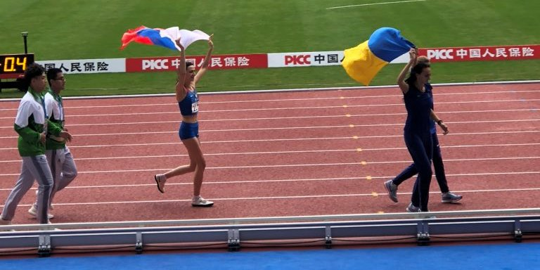 Ласицкене впервые за четыре года победила под российским флагом - фото