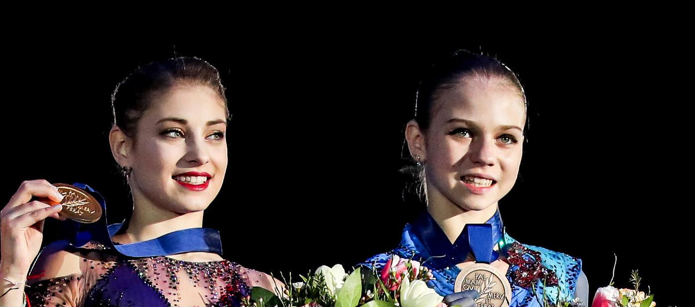 Трусова будет единственной участницей чемпионата России? - фото