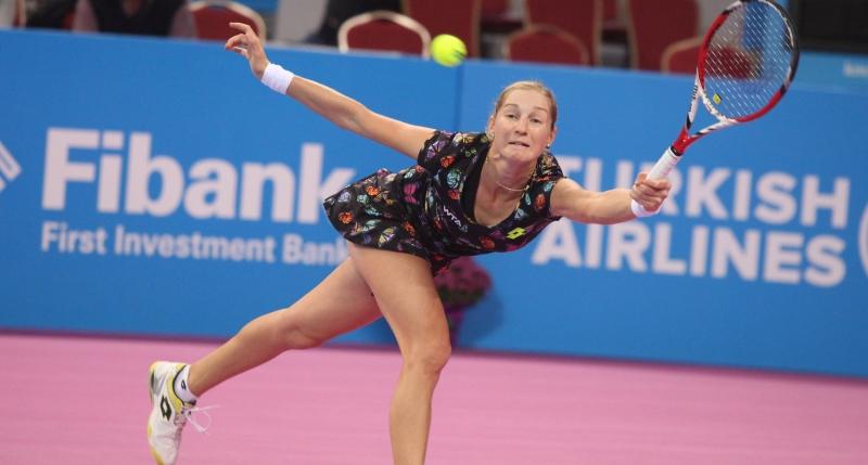 Макарова обыграла Гергес и вышла в третий круг US Open - фото