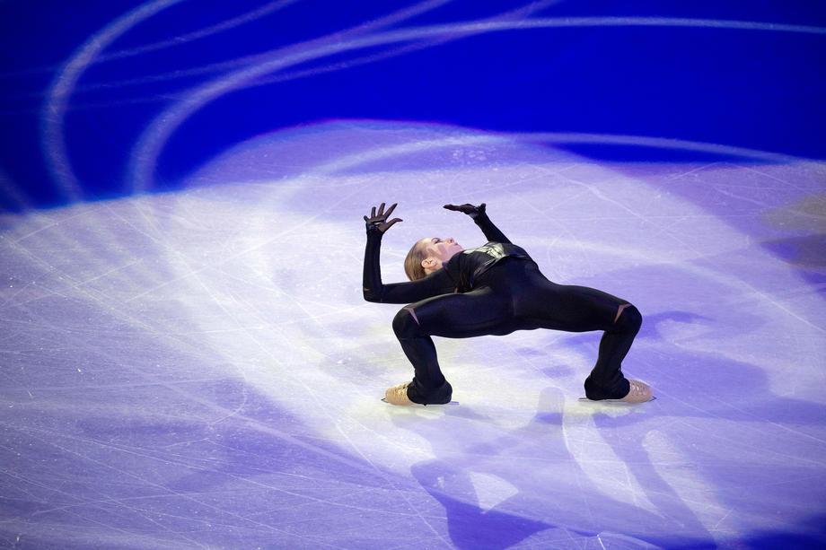 Александра Трусова может выступить от России на командном чемпионате мира в Осаке - фото