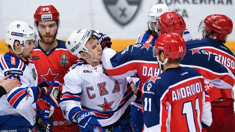 Особое дерби. Почему противостояние ЦСКА – СКА будет интереснее, чем в прошлом году - фото