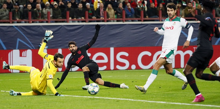 Диего Коста рискует пропустить матч с «Локомотивом» - фото