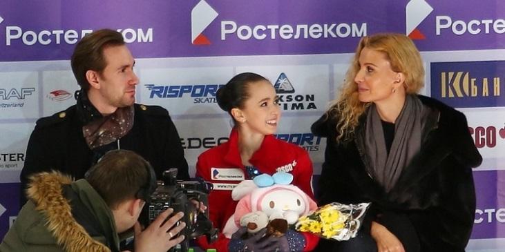 Стало известно, как Валиевой, Косторной и другим россиянкам попасть на Олимпиаду в Токио - фото