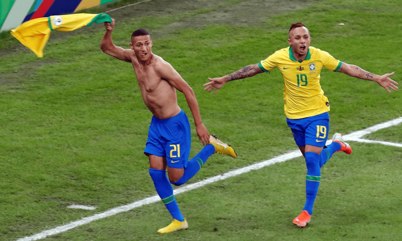 У сборной Бразилии новый герой. От него отказались в России - фото