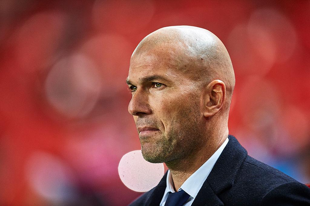 Зидан назвал гол Смолова следствием ошибки игроков «Реала» - фото