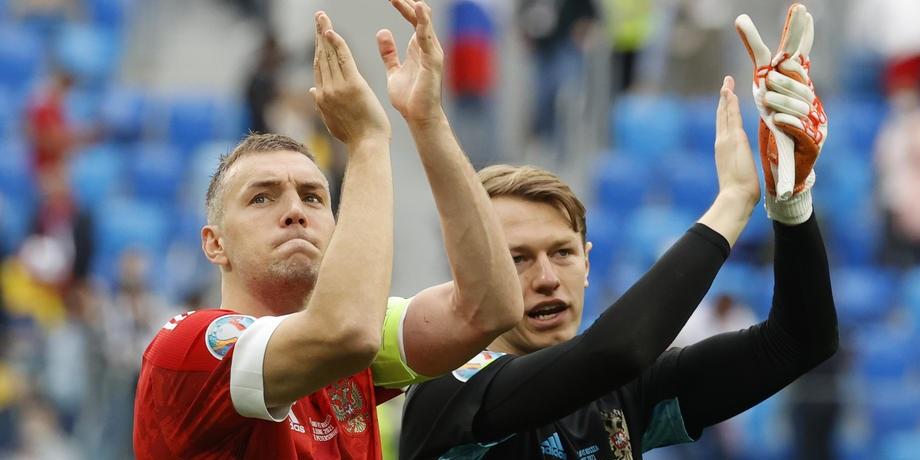 Червиченко: «Дзюба не дает скорости. Без нее вряд ли забьем Дании» - фото