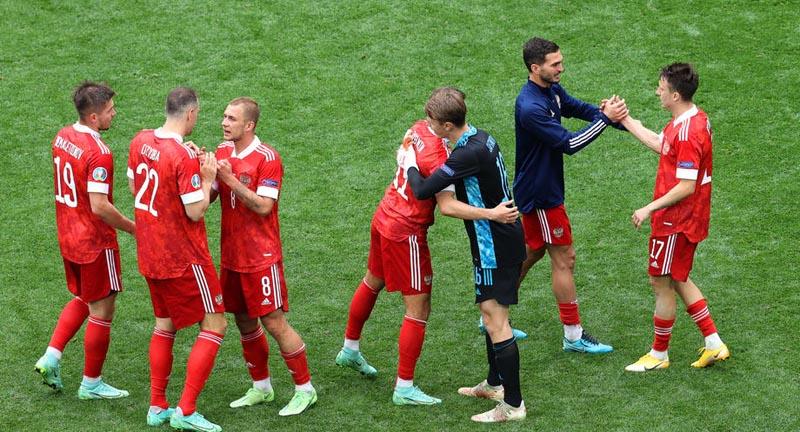 Наумов заявил, что сборной России будет сложно в матче против Словакии - фото