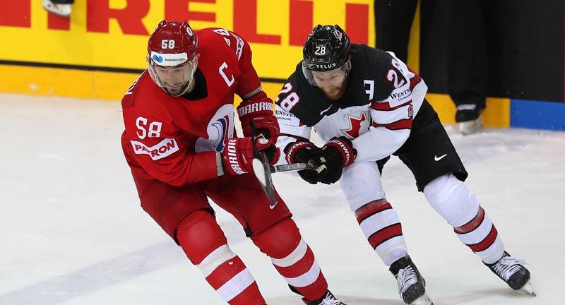 Капитан сборной России Слепышев высказался о поражении Канаде на чемпионате мира - фото