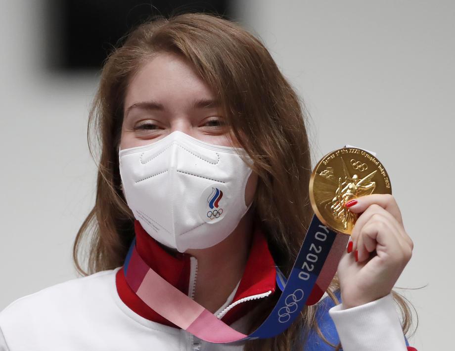 Российские спортсмены заработали 87,2 миллиона рублей на Олимпиаде-2020 - фото