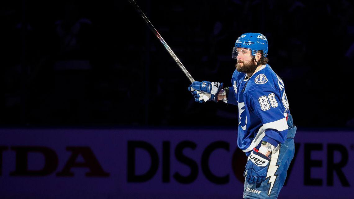 Каспарайтис: Кучеров вошел в историю российского хоккея - фото