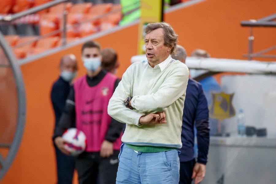 Семин – о трансфере Глебова в «Спартак»: Я этими делами не занимаюсь - фото