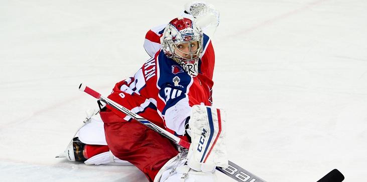 Сорокин встал на пути «Динамо» в перестрелке - фото