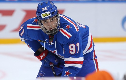 Чибрикову не хватило 11 дней для повторения российского рекорда Овечкина - фото