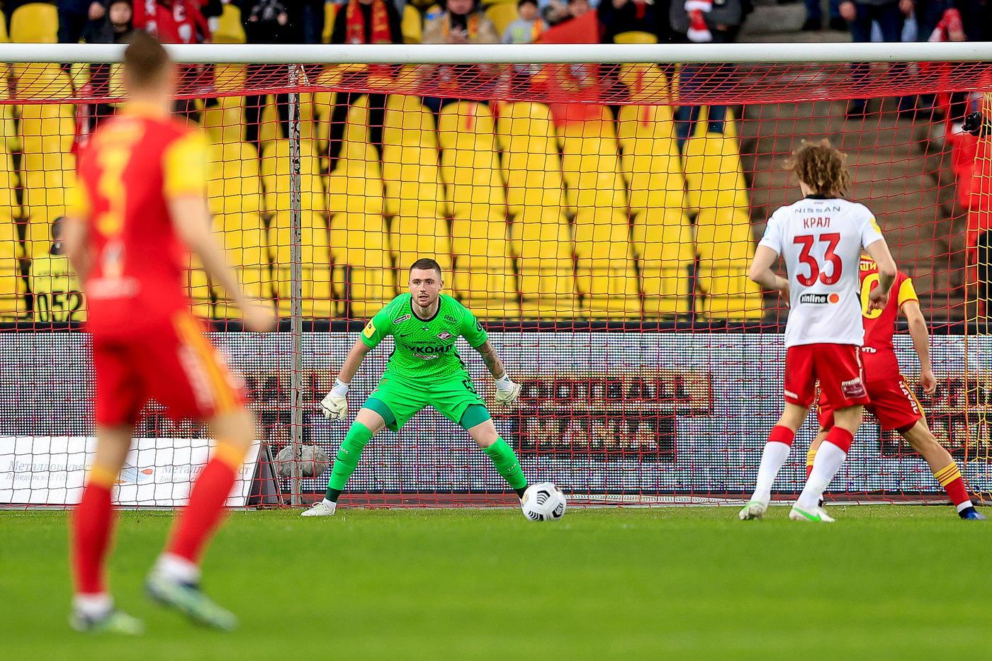 В Спартаке отреагировали на возможный трансфер Селихова в «Рубин» - фото