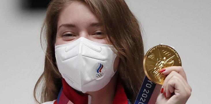 Олимпийская чемпионка Бацарашкина рассказала, почему отложила свадьбу на год - фото