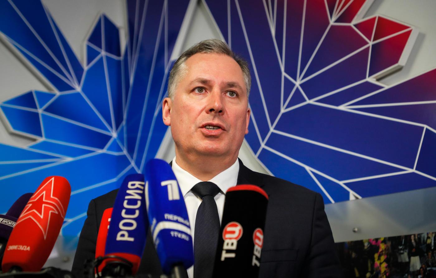 Поздняков назвал дату утверждения состава сборной России на Олимпиаду - фото