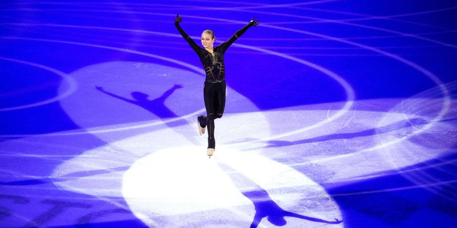 Трусова прыгнула пять четверных на контрольных прокатах сборной России - фото